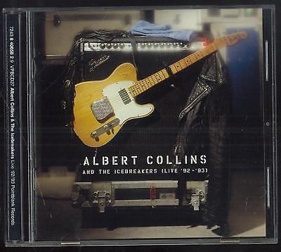 Albert-Collins-The-Icebreakers-Live-92-93-Cd