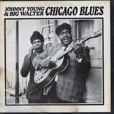 Johnny Young 1967