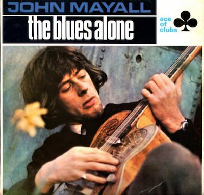 Mayall alone