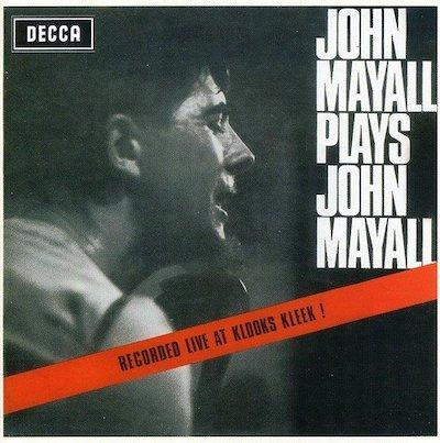 Mayall plays JM