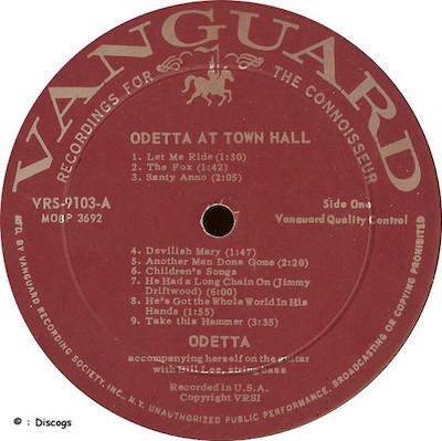 Odetta 4