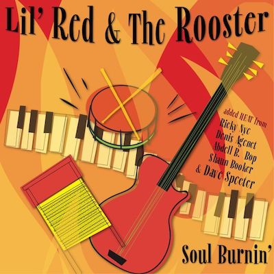 Lil' Red Rooster 1