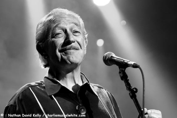 Charlie Musselwhite @ Bluesfest 2014