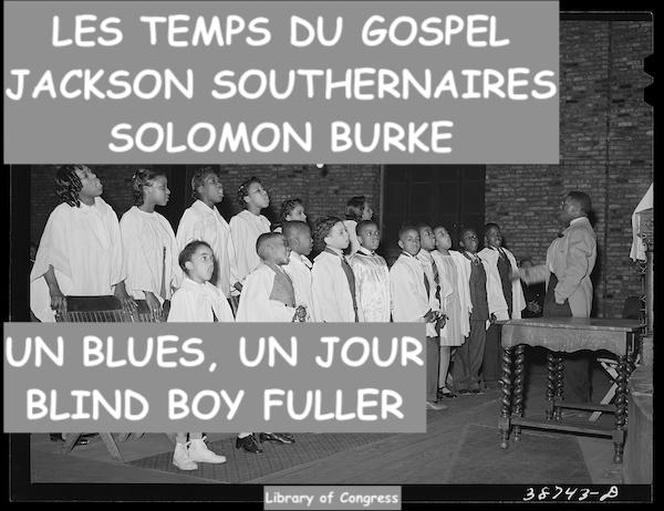 Les temps du gospel