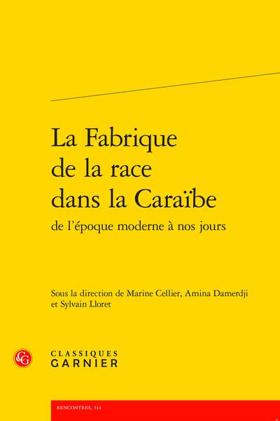 Livre: la race dans la Caraïbe
